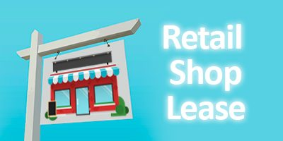 NEW RULES FOR RETAIL SHOP LEASES