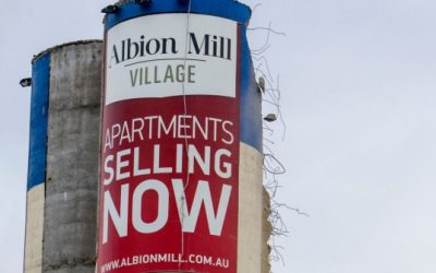 ALBION FLOUR MILL DEAL DONE & DUSTED