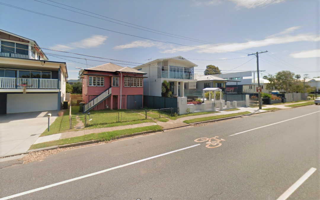 BAYSIDE 'CHARACTER' HOUSE DEMOLITION ALLOWED